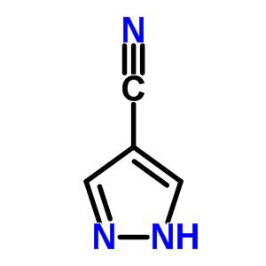 1H-吡唑-4-腈