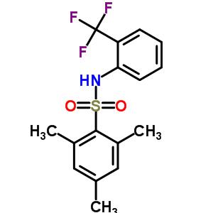 313981-55-4 2,4,6-trimethyl-N-[2-(trifluoromethyl)phenyl]benzenesulfonamide