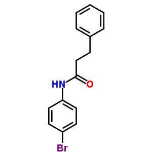 316146-27-7 N-(4-Bromophenyl)-3-phenylpropanamide