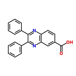 32387-96-5 2,3-diphenylquinoxaline-6-carboxylic acid