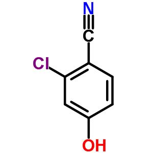 3336-16-1 2-chloro-4-hydroxybenzonitrile