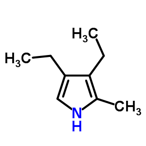 34874-30-1 3,4-diethyl-2-methyl-1H-pyrrole