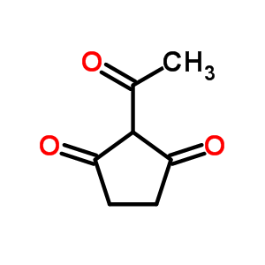 3859-39-0 2-acetylcyclopentane-1,3-dione