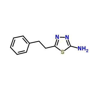 39181-40-3 5-(2-phenylethyl)-1,3,4-thiadiazol-2-amine
