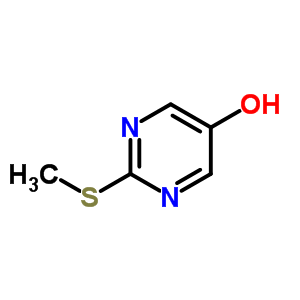 4874-33-3 2-(methylsulfanyl)pyrimidin-5-ol