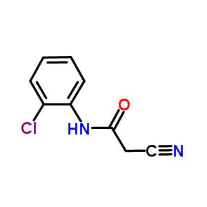 2-氰基-N-(2-氯苯基)-乙酰胺 50982-66-6
