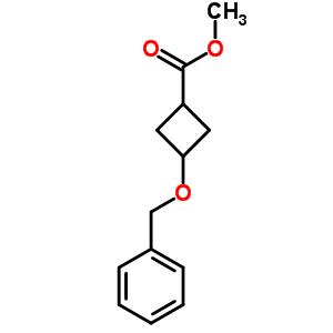 5107-93-7 methyl 3-(benzyloxy)cyclobutanecarboxylate