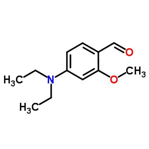 55586-68-0 4-(diethylamino)-2-methoxybenzaldehyde