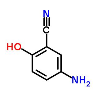 5-氨基-2-羟基苯甲腈 5823-51-8;67608-58-6;87029-84-3