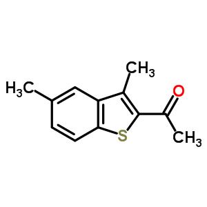 6179-05-1 1-(3,5-dimethyl-1-benzothiophen-2-yl)ethanone