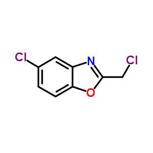 63842-22-8 5-chloro-2-(chloromethyl)-1,3-benzoxazole