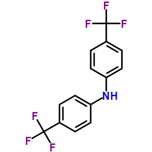 7639-71-6 4-(trifluoromethyl)-N-[4-(trifluoromethyl)phenyl]aniline