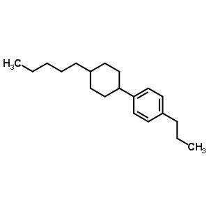 1-(4-Pentylcyclohexyl)-4-propylbenzene 82991-48-8