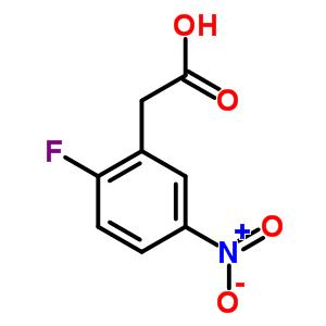195609-18-8 (2-Fluoro-5-nitrophenyl)acetic acid