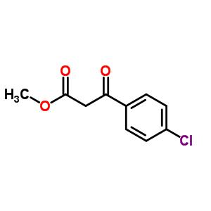 22027-53-8;53101-00-1 Methyl 3-(4-chlorophenyl)-3-oxopropanoate