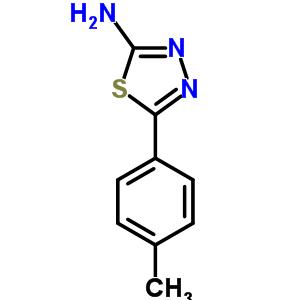 26907-54-0 5-(4-methylphenyl)-1,3,4-thiadiazol-2-amine