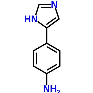 29528-28-7 4-(1H-imidazol-5-yl)aniline