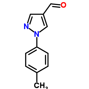 337957-59-2 1-(4-Methylphenyl)-1H-pyrazole-4-carbaldehyde