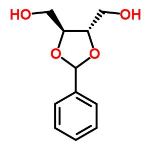 35572-34-0 [(4S,5S)-2-phenyl-1,3-dioxolane-4,5-diyl]dimethanol