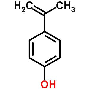 4286-23-1;64054-77-9 4-(Prop-1-en-2-yl)phenol