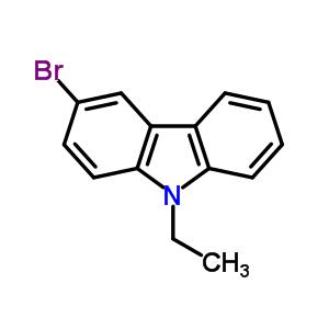 57102-97-3 3-bromo-9-ethyl-9H-carbazole