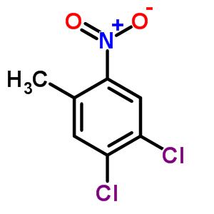 7494-45-3 1,2-dichloro-4-methyl-5-nitrobenzene