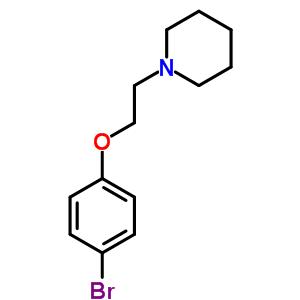 4-[2-PIPERIDINO-ETHOXY]PHENYL BROMIDE 836-58-8