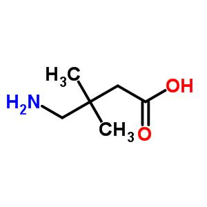 4-Amino-3,3-Dimethylbutanoic acid 89584-22-5