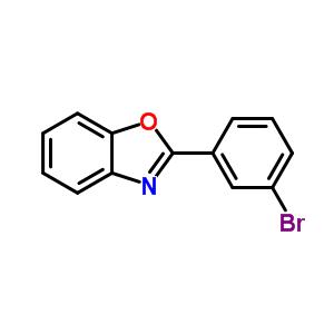 99586-31-9 2-(3-bromophenyl)-1,3-benzoxazole