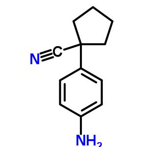115279-73-7 1-(4-Aminophenyl)cyclopentanecarbonitrile
