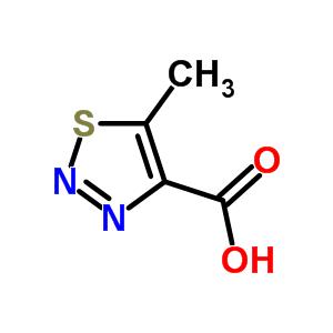 22097-10-5 5-methyl-1,2,3-thiadiazole-4-carboxylic acid