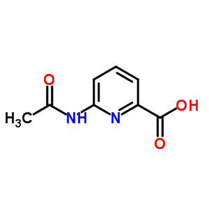 26893-72-1 6-(acetylamino)pyridine-2-carboxylic acid
