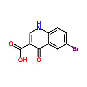 302553-00-0;98948-95-9 6-Bromo-4-oxo-1,4-dihydroquinoline-3-carboxylic acid