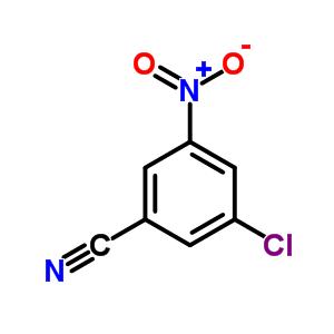 3-氯-5-硝基苯腈