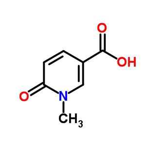 3719-45-7 1-methyl-6-oxo-1,6-dihydropyridine-3-carboxylic acid