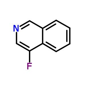 4-氟异喹啉 394-67-2
