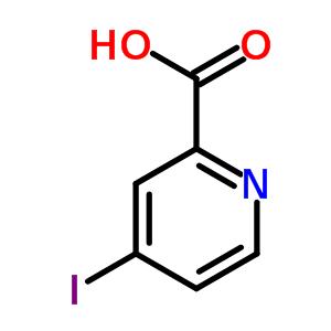 405939-79-9 4-4-Iodopyridine-2-carboxylic acid