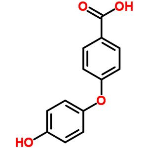 500-76-5 4-(4-hydroxyphenoxy)benzoic acid