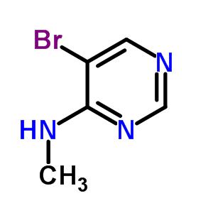 56181-38-5 5-bromo-N-methylpyrimidin-4-amine
