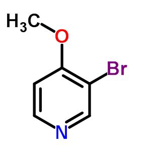 3-溴-4-甲氧基吡啶 82257-09-8