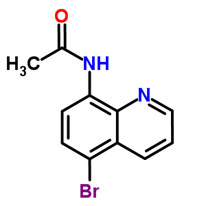 99851-80-6 N-(5-bromoquinolin-8-yl)acetamide
