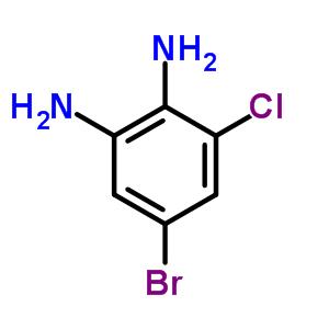 3-氯-5-溴邻苯二胺 16429-44-0