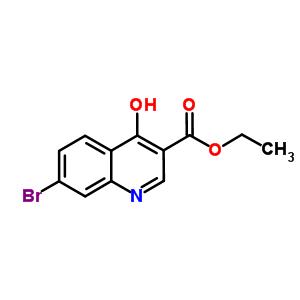 4-羟基-7-溴喹啉-3-羧酸乙酯 179943-57-8