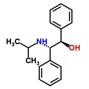 222555-57-9;71653-81-1 (1R,2S)-1,2-diphenyl-2-(propan-2-ylamino)ethanol