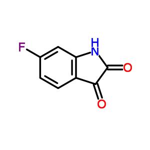 6-氟靛红