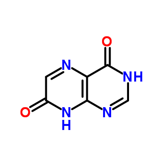 33669-70-4 pteridine-4,7(1H,8H)-dione