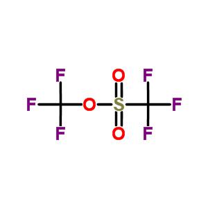 Trifluoromethyl trifluoromethanesulfonate 3582-05-6