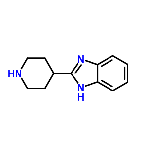 38385-95-4 2-(Piperidin-4-yl)-1H-benzimidazole
