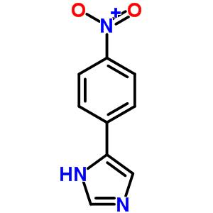 38980-93-7 5-(4-nitrophenyl)-1H-imidazole