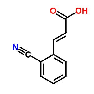 61147-65-7 (2E)-3-(2-cyanophenyl)prop-2-enoic acid